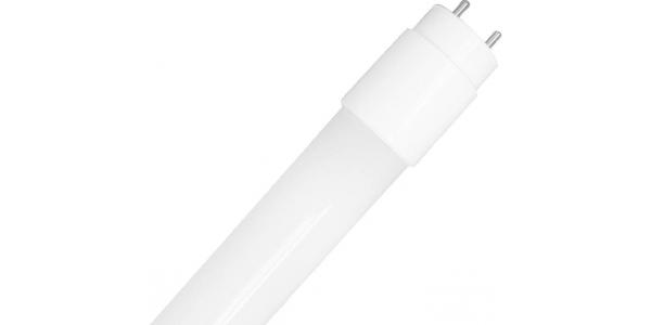 Tubo LED T8 1200 mm Plástico 18W-1620 lm. Blanco Frío