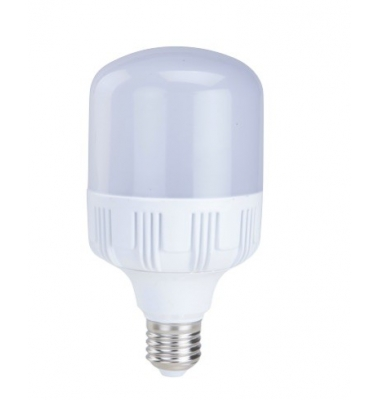 Bombilla LeD E27, Tubular, 15W, 4000k, Blanco Natural, Ángulo 270º