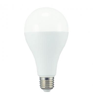 Bombilla LED E27 A60 Estándar 18W. 4500k, Blanco Natural. Ángulo 270º