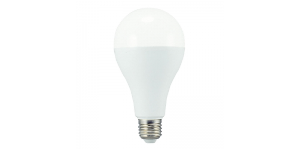 Bombilla LED E27 Estándar 18W. Ángulo 270º. Blanco Natural