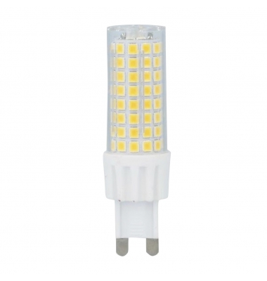 Bombilla LED G9 8W. Ángulo 330º. 700 Lm. Blanco Frío