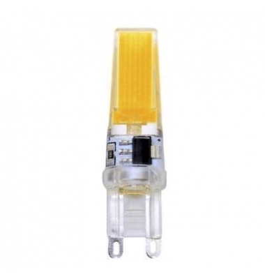Bombilla LED G9 5W Regulable Ángulo 360º. 500 Lúmenes. Blanco Natural de 4000k