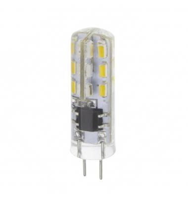 Bombilla LED G4 4W. 12V Bi-Pin Blanco Cálido. 320 Lm. Angulo 360º