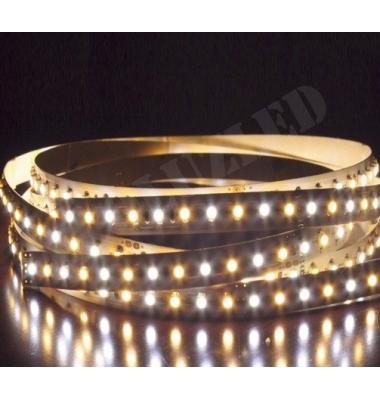 Tira LED CCT 14.4W/m, 24VDC. SMD5050, 3000k-6000k, Carrete 5 metros. 60 LEDs/m. Exterior-IP67
