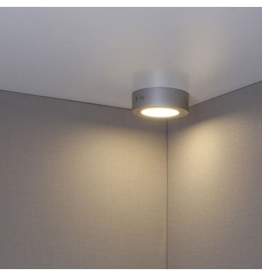 Foco Techo LED Bid 6W - 480 Lm. Blanco Cálido. Ángulo 120º