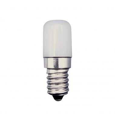 Bombilla LED E14 Nevera 1.8W. Blanco Frío. Ángulo 360º