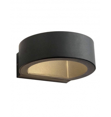 Aplique Pared Exterior LED Cobalt 6W. Luz Cálida