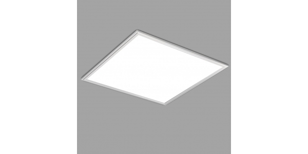 Panel LED 36W Offix. 60 x 60. 2800 Lm. Blanco Natural. Marco Blanco