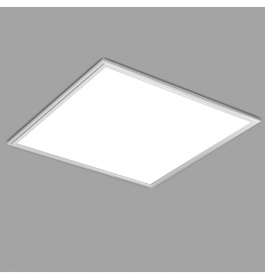Panel LED 48W Offix. 60 x 60. 3840 Lm. Marco Blanco