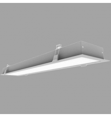 Downlight Panel LED Study 60W. 120cm. Blanco Frío. 6270 Lm. Ángulo 120º