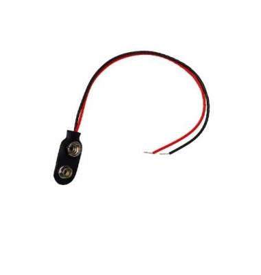 Conector LED Monocolor Batería 9V