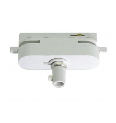 Conector Adaptador Carril Monofásico. Colgantes, Proyectores