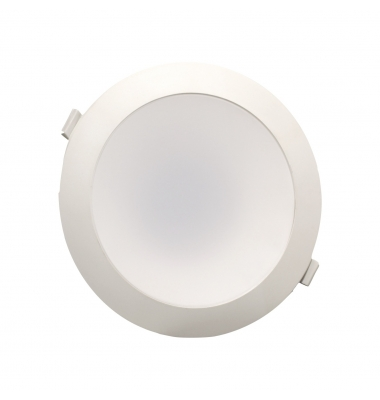 Downlight LED Horizon Blanco 20W. 1850 Lm. Ángulo 90º. Blanco Frío