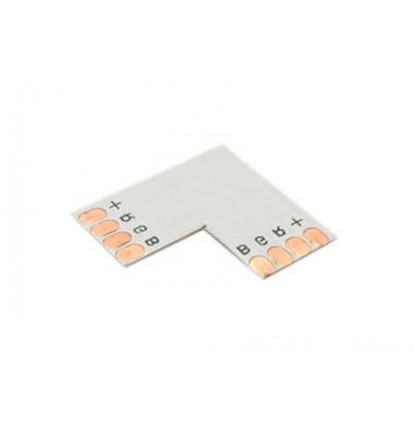 Unión conector 2 tiras RGB L Tira 10mm