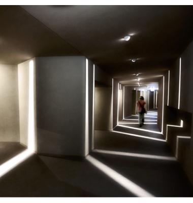 Aplique Baliza Ventana LED Cree 7W Exterior. 1800 Lm. Ángulo 360º. Blanco Neutro