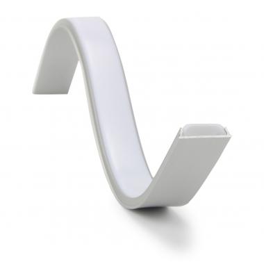 Perfil Aluminio Flexible. Tiras LED de 12mm máximo. Superficie. 1 Metro.