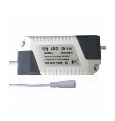 Recambio Driver Downlight Panel LED 3W a 7W. Modelos Bid y Square