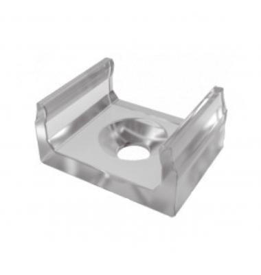 Soporte Perfil Aluminio Evo. PVC