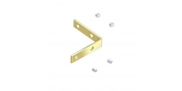 Conector Transversal Para unir perfiles ángulo 90º. Perfiles Neu y Chic