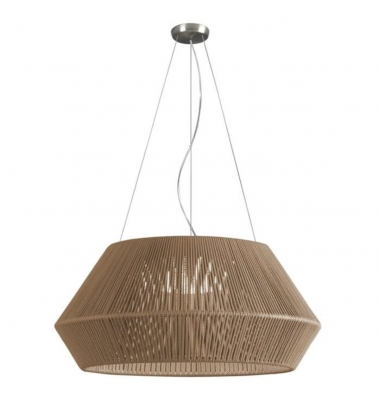 Lámpara de Suspensión BANYO de la marca Olé by FM. 3*E27. Diámetro 750mm