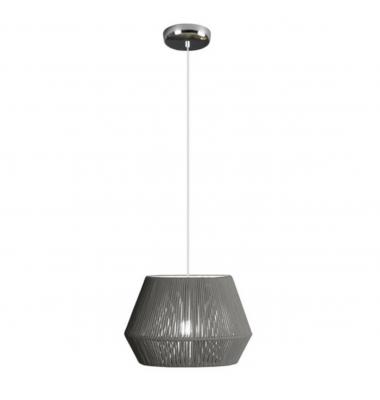Lámpara de Suspensión BANYO de la marca Olé by FM. 1*27. Diámetro 300mm