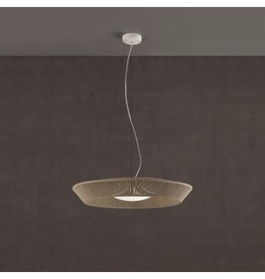 Lámpara de Suspensión Banyo. Diámetro 750mm. 3*E27