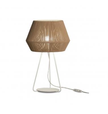Lámpara de sobremesa BANYO de la marca Olé by FM. Díametro 300mm.1*27