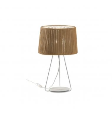 Lámpara de sobremesa Drum 300mm1*27