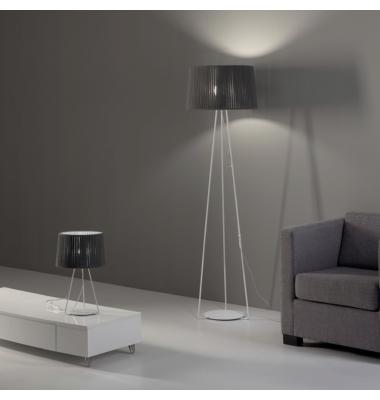 Lámpara de sobremesa DRUM de la marca Olé by FM. 300*490mm.1*E27