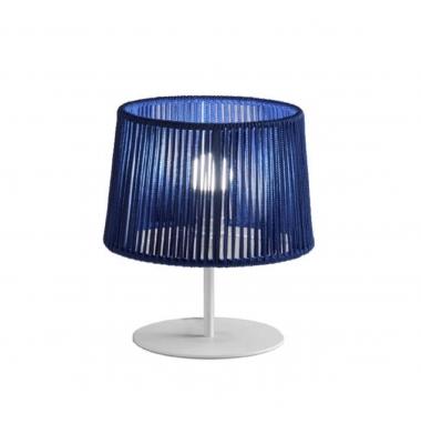 Lámpara de sobremesa DRUM de la marca Olé by FM. 300*340mm.1*E27