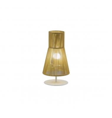 Lámpara de sobremesa KORA de la marca Olé by FM. Diámetro 220mm.1*E27