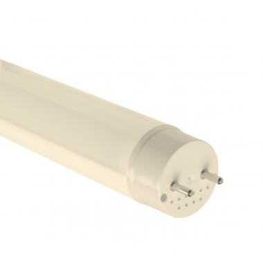 Tubo LED T8 Pan y Repostería 150cm Cristal. 24W-1800 lm. Ángulo 330º. LED Epistar