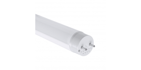 Tubo LED T8 Frutas y Verduras 120cm Cristal 18W-1600 lm. Ángulo 330º. LED Epistar