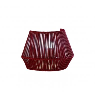 Aplique Pared Interior BANYO de la marca Olé by FM. 1*E27. Diámetro 300mm