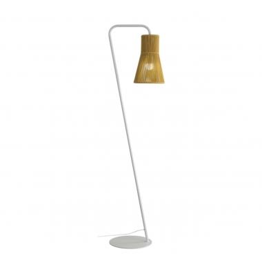 Lámpara de Pie Interior Kora. Diámetro 350mm 1*27