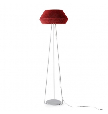 Lámpara de Pie Interior Banyo. Diámetro 530mm 1*27