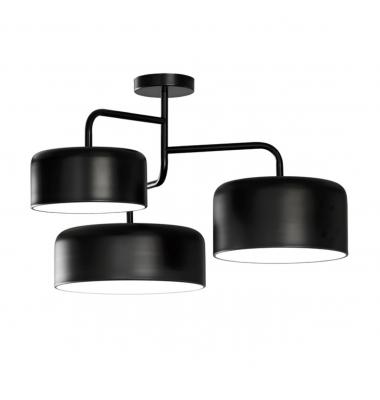 Lámpara de Suspensión TONO de la marca Olé by FM. 5*E27. 410*670mm Blanca