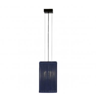 Lámpara de Suspensión BASS de la marca Olé by FM. 1*E27. 250*250mm