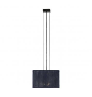 Lámpara de Suspensión BASS de la marca Olé by FM. 1*E27. 400*400mm