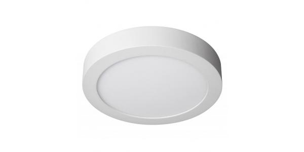 Plafón Techo LED Bid 12W - 850 Lm. Blanco Natural. Ángulo 120º