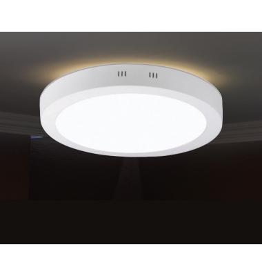 Plafón Techo LED Bid 12W - 850 Lm. Blanco Cálido. Ángulo 120º