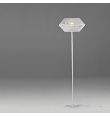 Lámpara de Pie Interior Ukelele. Diámetro 300mm. 1*27