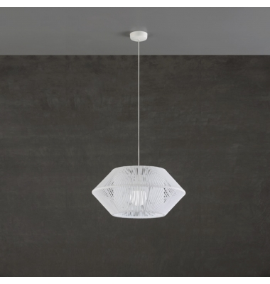 Lámpara de Suspensión Ukelele. Diámetro 350mm. 1*E27