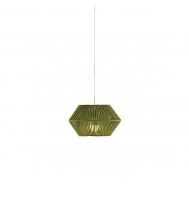 Lámpara de Suspensión UKELELE de la marca Olé by FM. Diámetro 500mm. 1*E27
