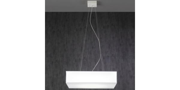 Lámpara de Suspensión Block. 800*800mm. 4*E27