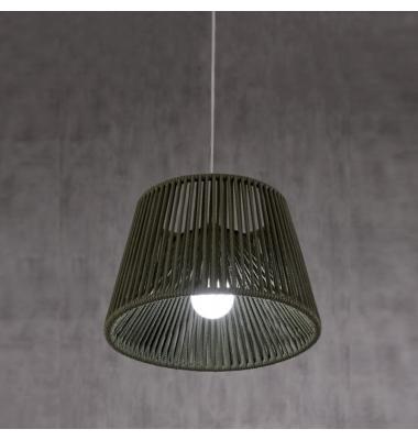 Lámpara de Suspensión Conga. Diámetro 300mm.1*E27