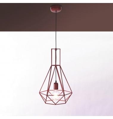 Lámpara de Suspensión Matilde. Diámetro 250mm. 1*E27