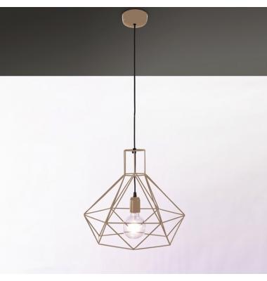 Lámpara de Suspensión Matilde. Diámetro 400*350mm. 1*E27