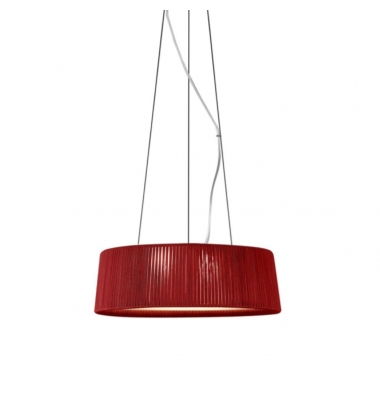 Lámpara de Suspensión DRUM de la marca Olé de FM. Diámetro 600mm. 3*E27