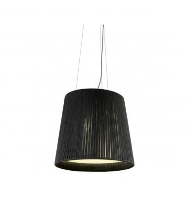 Lámpara de Suspensión DRUM de la marca Olé by FM. Diámetro 500mm. 3*E27